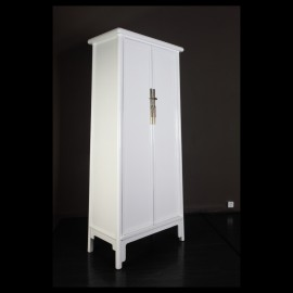 Tall tapered cabinet