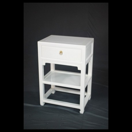 Chinese style bedside tables