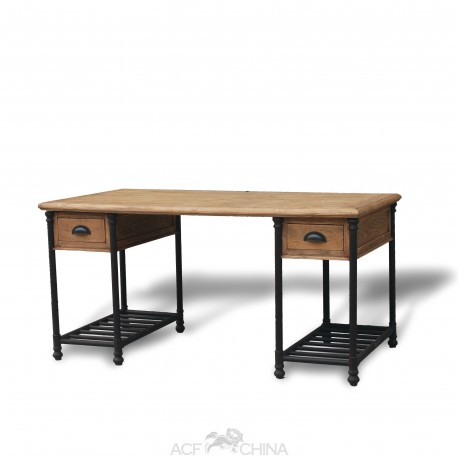 "The ""Pipe Desk"""