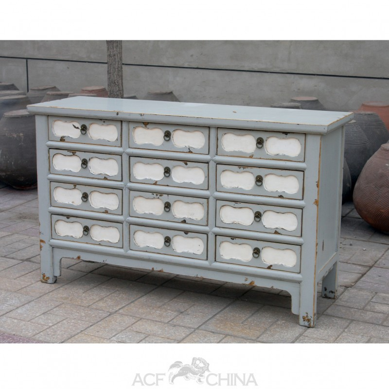 Chest o 39 drawers acf china for Reproduction oriental furniture