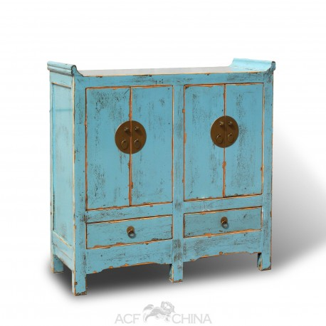 """Tall """"winged"""" sideboard"""