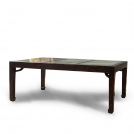 Classical horse-foot dining table