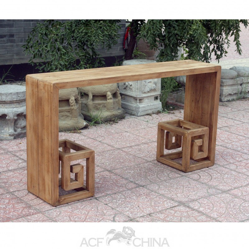 Scroll Leg Console Table Acf China