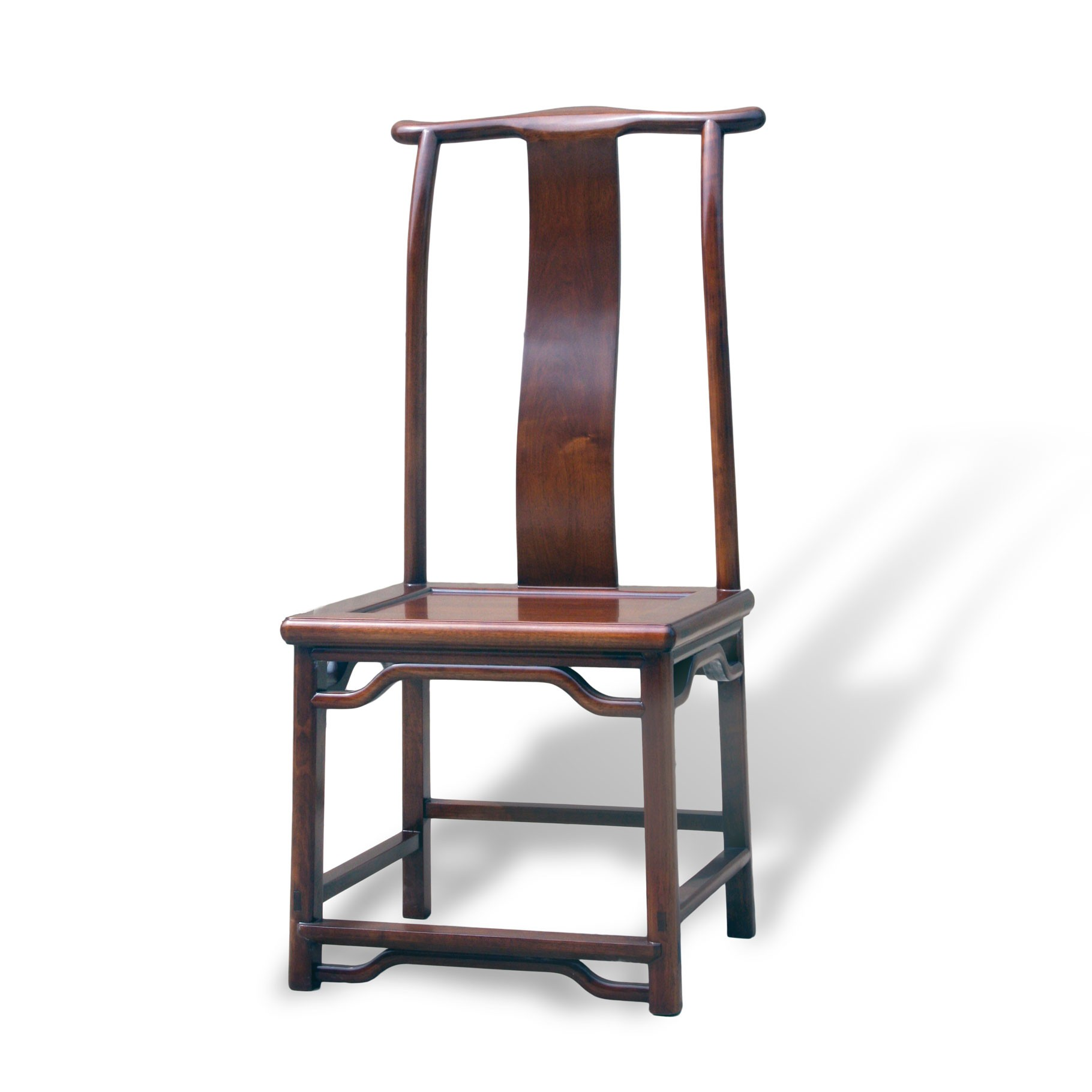 high back officials hat dining chairs ACF China