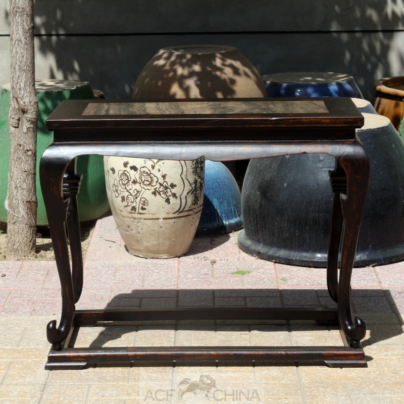 Cabriole Leg High Side Table Acf China