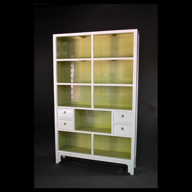 Colorful Bookcase Acf China