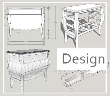 view custom and bespoke furniture