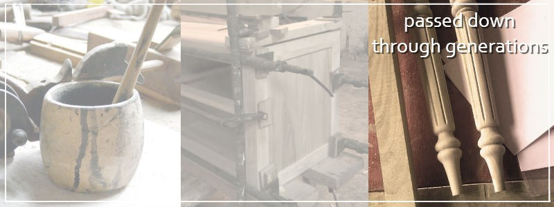 traditional carpentry and woodworking methods